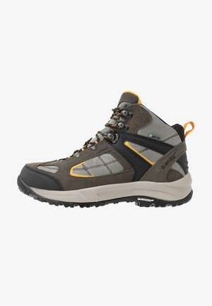ALTITUDE VI LITE MID I WP - Obuwie hikingowe - charcoal/warm grey/gold