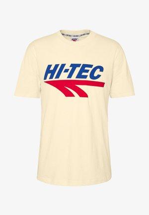 HANS - T-shirts print - soya
