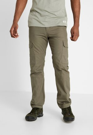 MAYCOCK - Trousers - olive