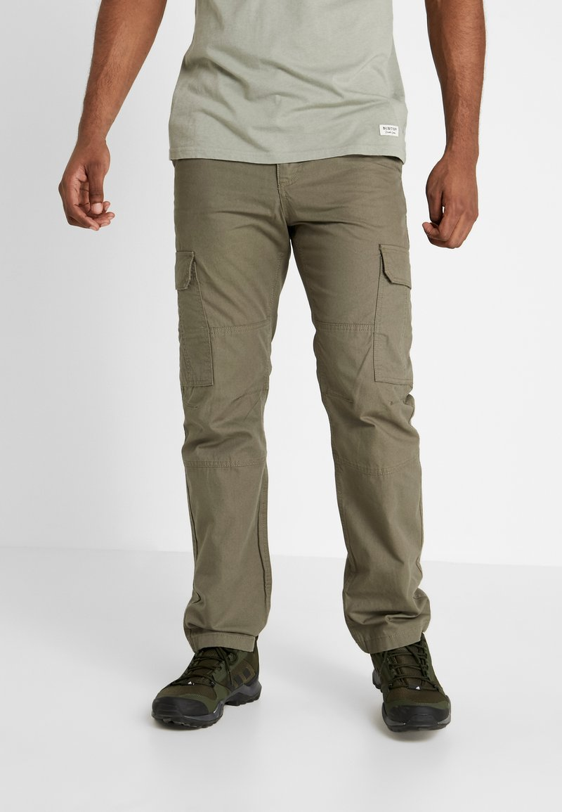 Hi-Tec - MAYCOCK - Trousers - olive