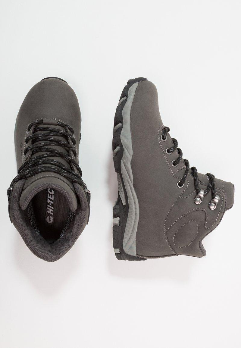 Hi-Tec - ROMPER WP  - Chaussures de marche - grey/black