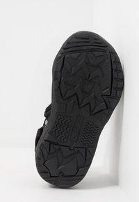 Hi-Tec - ULA RAFT - Walking sandals - black - 5