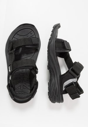 ULA RAFT - Walking sandals - black