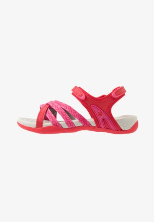 SAVANNA II - Walking sandals - pink