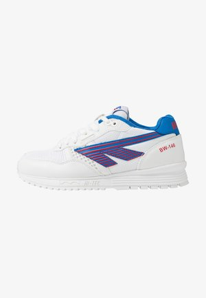 BW 146 - Sports shoes - white/red/blue