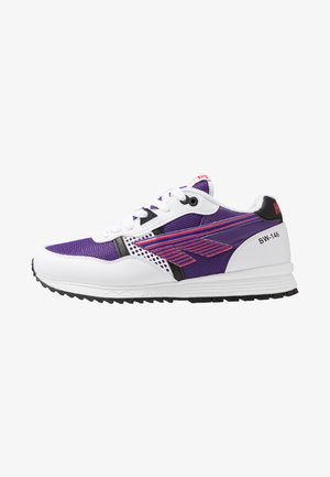 BW 146 - Sports shoes - white/purple/red