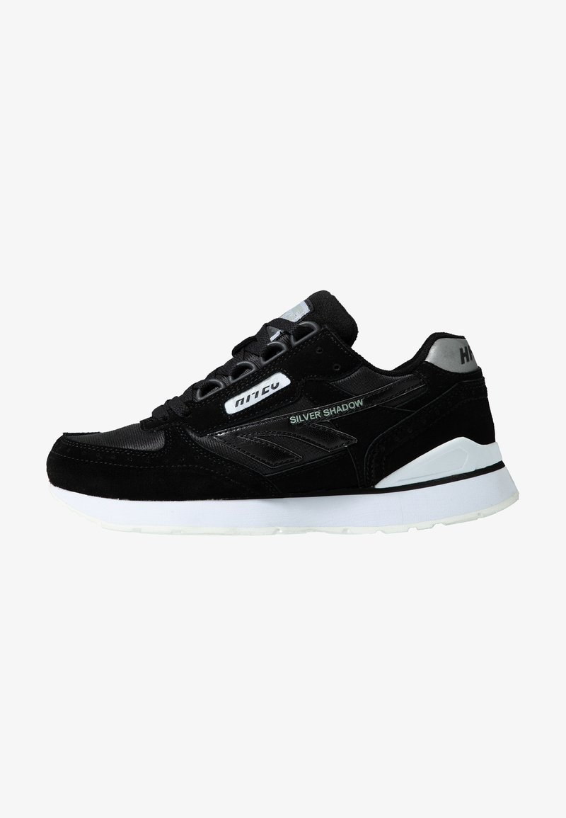 Hi-Tec - SHADOW - Gym- & träningskor - black/cool grey