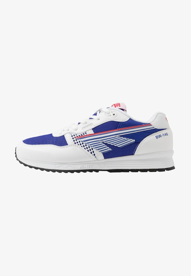 BW 146 - Sports shoes - white/heritage/blue