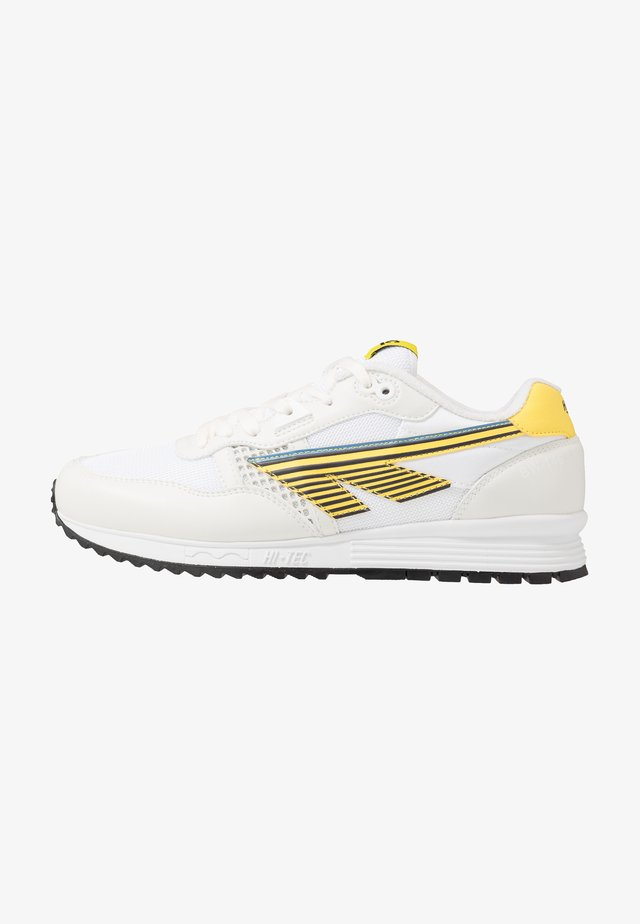 BW 146 - Sports shoes - white/yellow