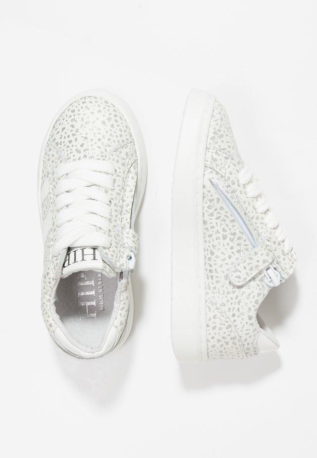 Sneaker low - silver combi