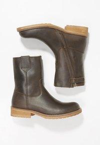 Hip - Winter boots - dark brown - 0