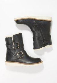 Hip - Kotníkové boty - black - 0