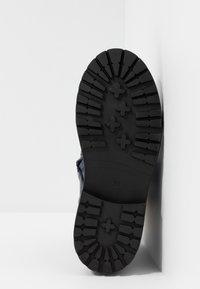 Hip - Classic ankle boots - dark blue metallic - 5