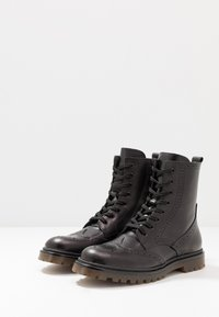 Hip - Lace-up ankle boots - black - 3