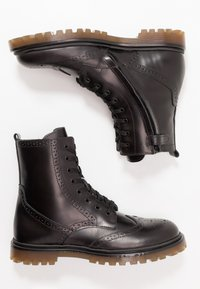 Hip - Lace-up ankle boots - black - 0