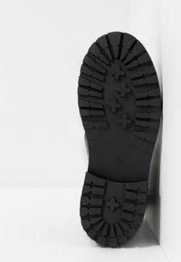 Hip - Šněrovací kotníkové boty - dark blue - 5