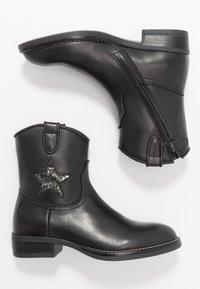 Hip - Cowboy/biker ankle boot - black - 0