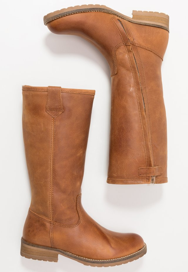 Boots - natural