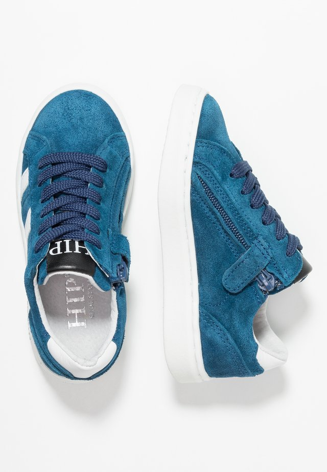 Sneaker low - cobalt