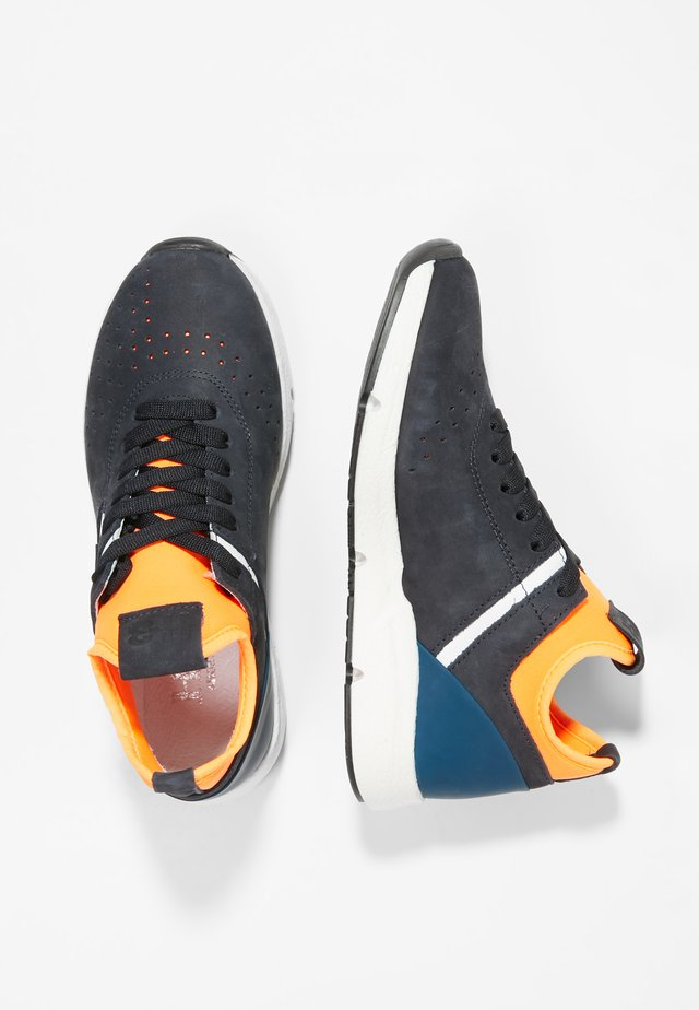 Sneakers - dark blue/combi