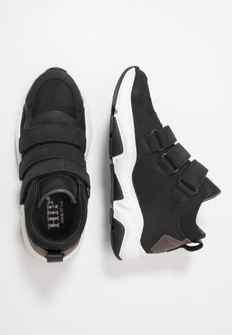 Hip - High-top trainers - black