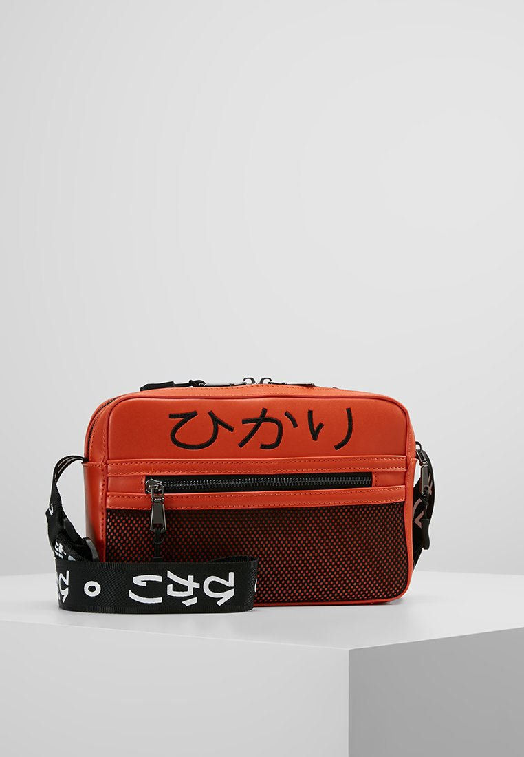 Hikari - CROSS BODY - Torba na ramię - orange