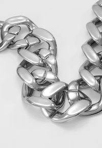 Hikari - OVERSIZED CHAIN - Náhrdelník - silver-coloured - 4