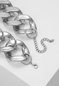 Hikari - OVERSIZED CHAIN - Náhrdelník - silver-coloured - 2