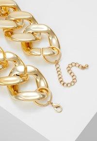 Hikari - OVERSIZED CHAIN - Collar - gold-coloured - 2
