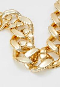 Hikari - OVERSIZED CHAIN - Collar - gold-coloured - 4