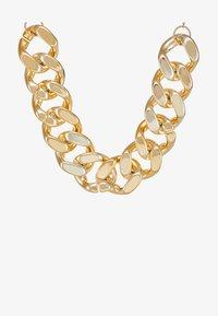 Hikari - OVERSIZED CHAIN - Collar - gold-coloured - 3