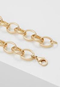 Hikari - MEDALLION NECKLACE - Necklace - gold-coloured - 2