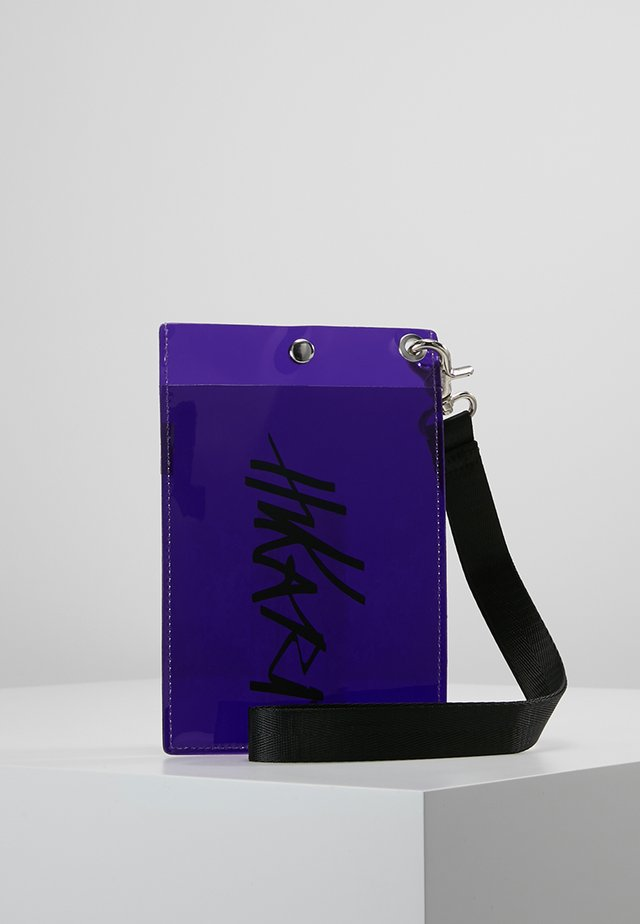 PHONE BAG - Handytasche - purple