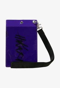Hikari - PHONE BAG - Phone case - purple - 1
