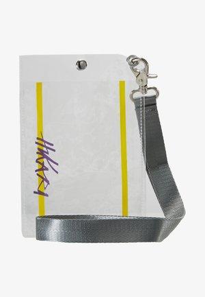 PHONE BAG - Étui à portable - transparent