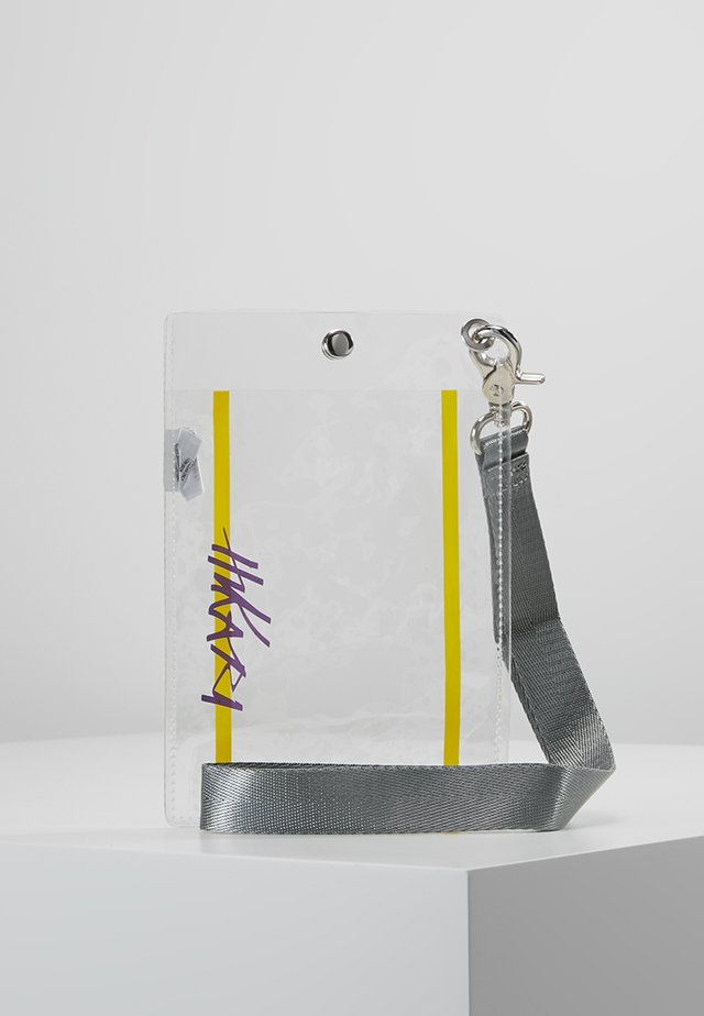 PHONE BAG - Phone case - transparent