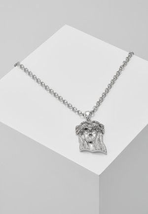 JESUS CHARM - Collana - silver-coloured