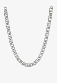 Hikari - THICK CHAIN - Necklace - silver-coloured - 4