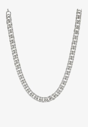 THICK CHAIN - Halsband - silver-coloured