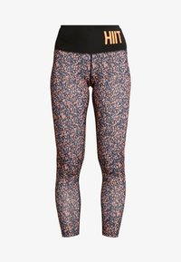 HIIT - HAWFINCH LEGGING - Medias - black - 3