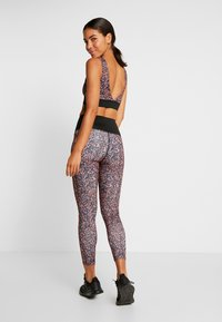 HIIT - HAWFINCH LEGGING - Medias - black - 2