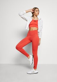 HIIT - BONNIE CORE LEGGING - Tights - red - 1