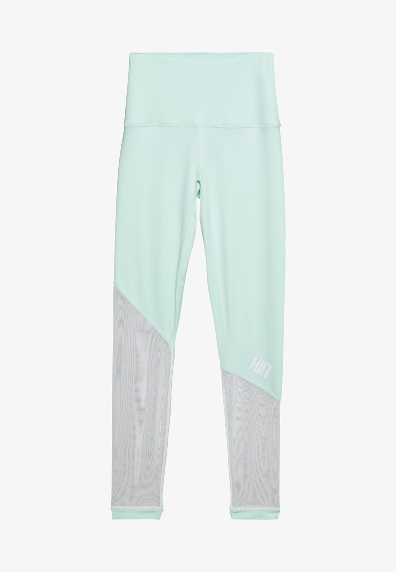 HIIT - BENNETT PANEL LEGGING - Leggings - mint