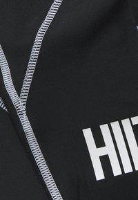 HIIT - VICTORIA SCULPTED LEGGING - Medias - black - 2