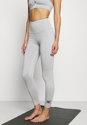 LOXY RUCHED LEGGING - Medias - mid grey