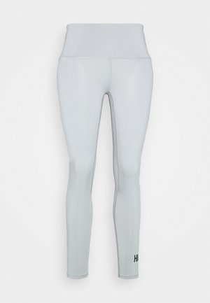 LOXY RUCHED LEGGING - Leggings - mid grey