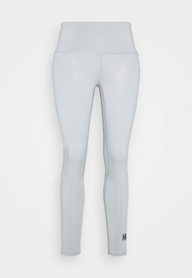 LOXY RUCHED LEGGING - Trikoot - mid grey