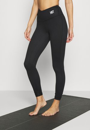 ECO SILHOUETTE LEGGING - Leggings - black