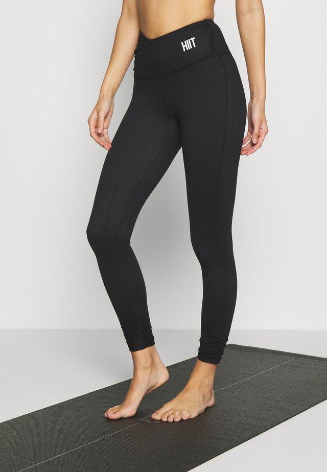 ECO SILHOUETTE LEGGING - Legging - black