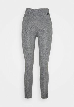 FLOW WRAP  - Tights - mid grey